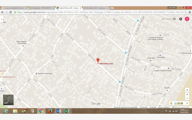 Foto de casa en venta en  00, jardines del pedregal, ?lvaro obreg?n, distrito federal, 1687186 No. 02