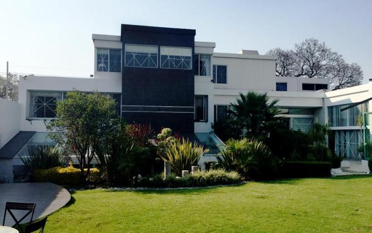 Foto de casa en venta en  00, jardines del pedregal, álvaro obregón, distrito federal, 1735220 No. 01