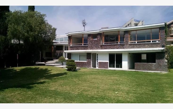 Foto de casa en renta en  00, jardines del pedregal, ?lvaro obreg?n, distrito federal, 790007 No. 01