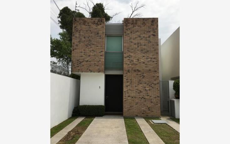 Foto de casa en renta en  00, la carcaña, san pedro cholula, puebla, 1997894 No. 01