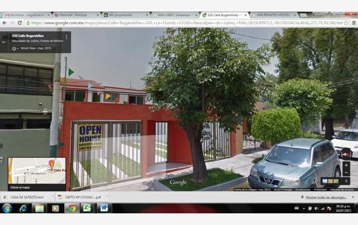 Foto de casa en venta en  00, la florida, naucalpan de juárez, méxico, 1933694 No. 01