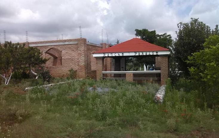Foto de rancho en venta en ejido la providencia 00 entre ejido derramadero y ejido san juan de la vaqueria 00, la providencia, saltillo, coahuila de zaragoza, 2696484 No. 01