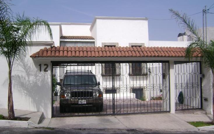 Foto de casa en venta en  00, loma dorada, quer?taro, quer?taro, 1796766 No. 01
