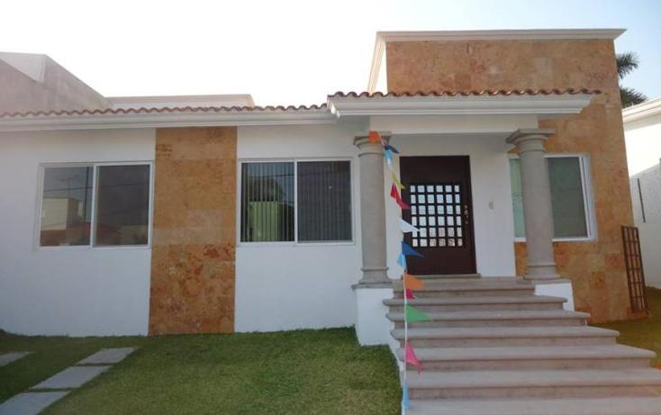 Foto de casa en renta en  00, lomas de cocoyoc, atlatlahucan, morelos, 595787 No. 01