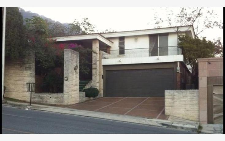 Foto de casa en venta en  00, lomas del valle, san pedro garza garc?a, nuevo le?n, 693585 No. 01
