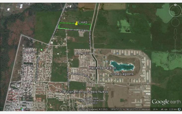 Foto de terreno comercial en venta en carretera mata de pita 00, mata de pita, veracruz, veracruz de ignacio de la llave, 2659035 No. 02