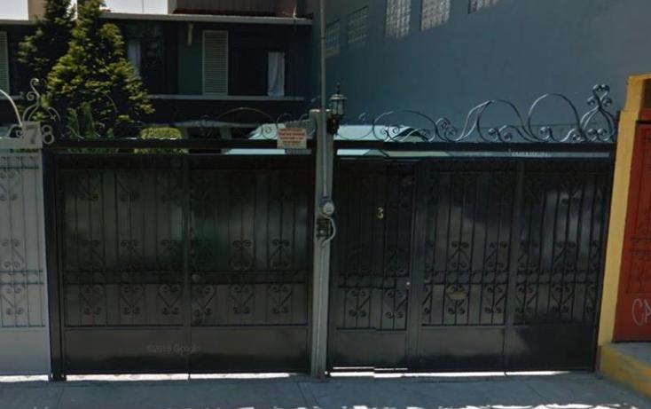 Foto de casa en venta en  00, miguel hidalgo, tlalpan, distrito federal, 1658016 No. 01