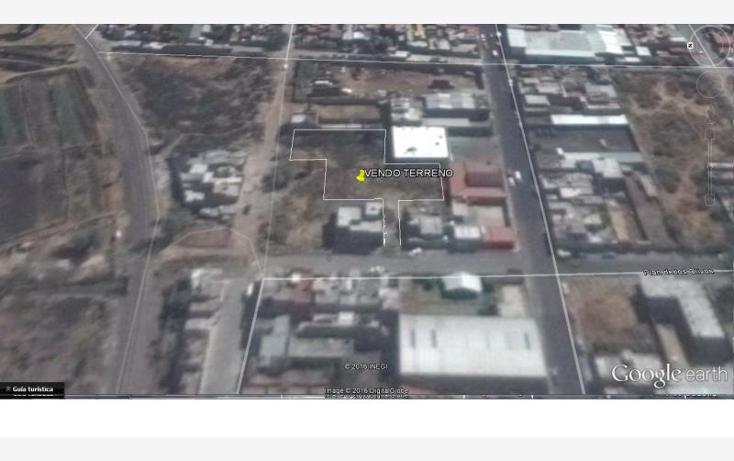 Foto de terreno habitacional en venta en  00, obrera, morelia, michoac?n de ocampo, 1988672 No. 03