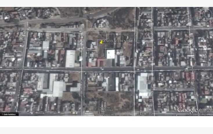 Foto de terreno habitacional en venta en  00, obrera, morelia, michoac?n de ocampo, 1988672 No. 08