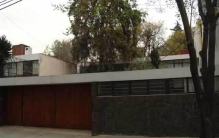 Foto de casa en venta en  00, pedregal, álvaro obregón, distrito federal, 1159723 No. 01