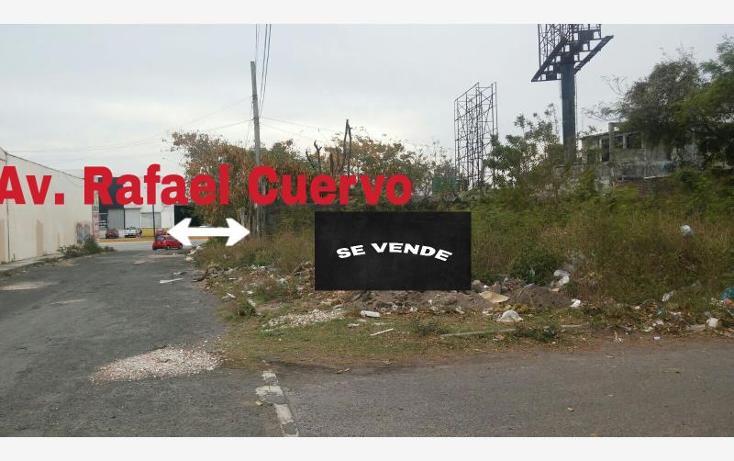 Foto de terreno comercial en venta en  00, playa linda, veracruz, veracruz de ignacio de la llave, 1650140 No. 01