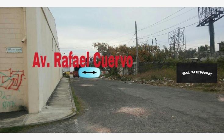 Foto de terreno comercial en venta en  00, playa linda, veracruz, veracruz de ignacio de la llave, 1650140 No. 02
