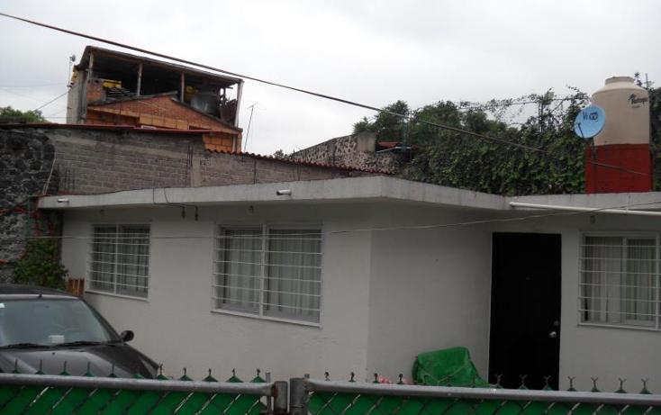 Foto de terreno habitacional en venta en  00, pueblo de santa ursula coapa, coyoacán, distrito federal, 1392963 No. 11