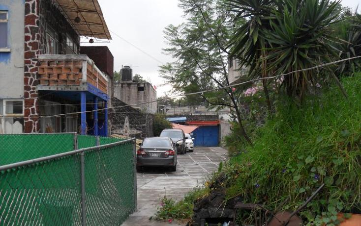 Foto de terreno habitacional en venta en  00, pueblo de santa ursula coapa, coyoacán, distrito federal, 1392963 No. 16