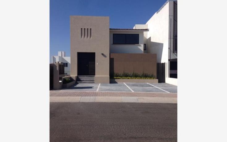 Foto de casa en venta en  00, residencial el refugio, querétaro, querétaro, 970949 No. 01