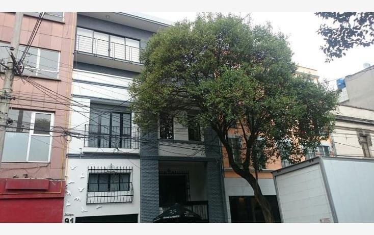 Foto de departamento en renta en  00, roma norte, cuauhtémoc, distrito federal, 1820566 No. 02