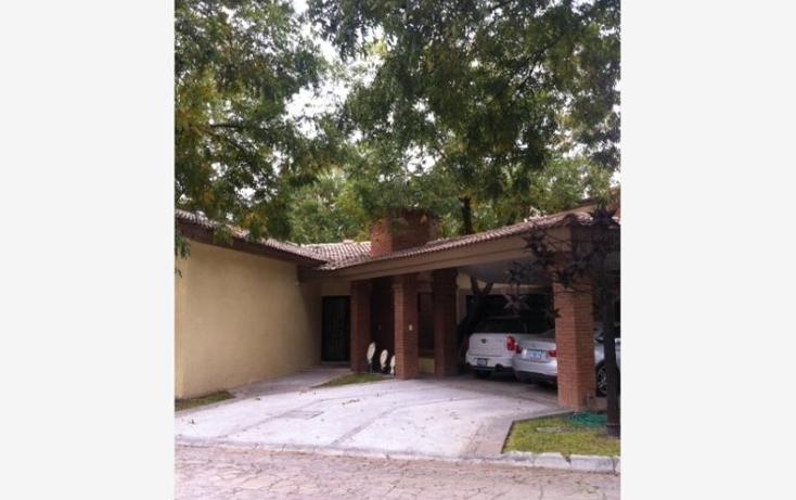 Foto de casa en venta en  00, san alberto, saltillo, coahuila de zaragoza, 712809 No. 01