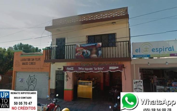 Foto de casa en venta en allende 00, san antonio, san felipe, guanajuato, 2692820 No. 01