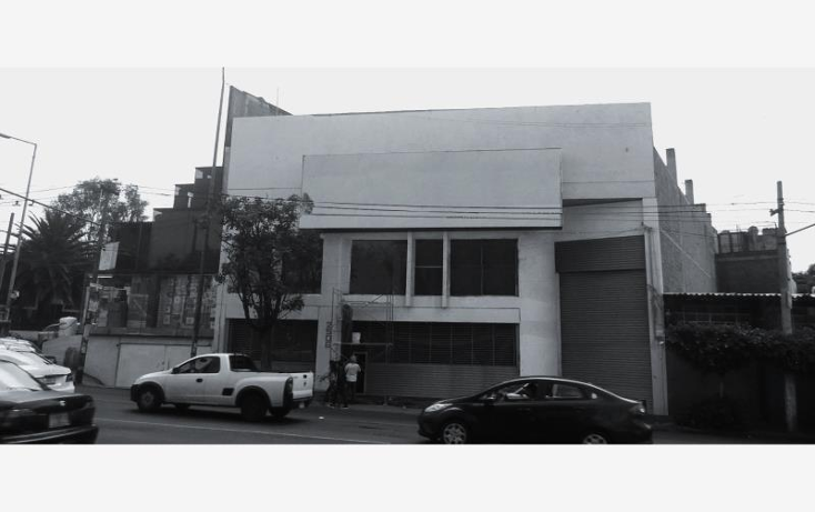 Foto de edificio en renta en  00, san diego churubusco, coyoac?n, distrito federal, 1567280 No. 01