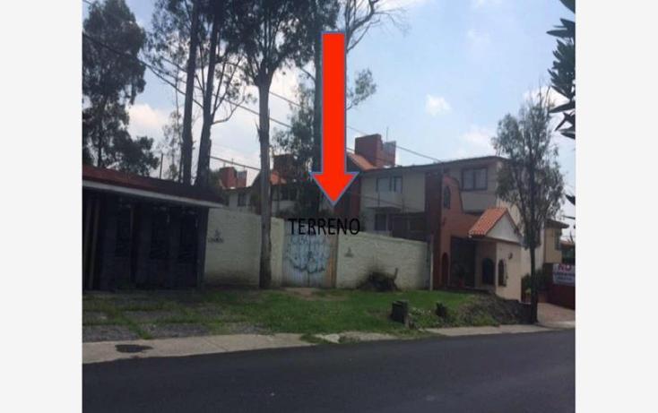 Foto de terreno habitacional en venta en  00, san jerónimo lídice, la magdalena contreras, distrito federal, 972979 No. 01