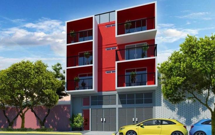 Foto de departamento en venta en  00, san juan de aragón, gustavo a. madero, distrito federal, 1371901 No. 01