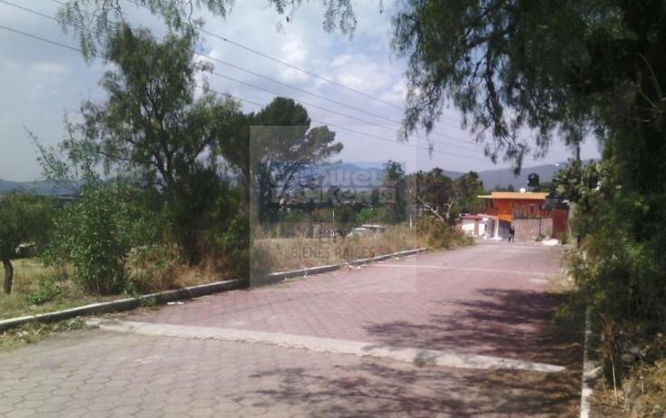 Foto de terreno habitacional en venta en  00, san juan tezontla, texcoco, méxico, 826781 No. 01