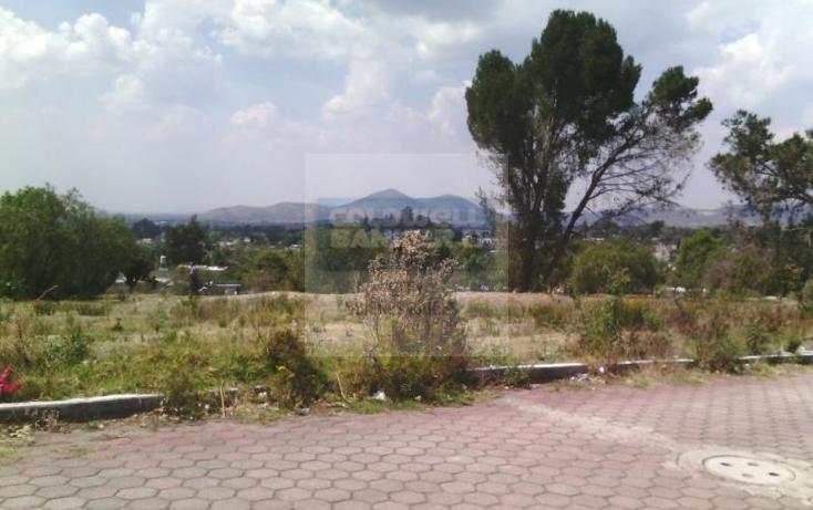 Foto de terreno habitacional en venta en  00, san juan tezontla, texcoco, méxico, 826781 No. 03