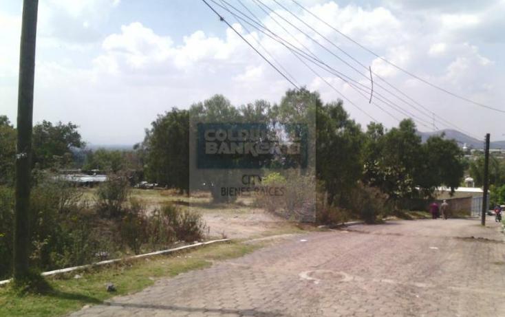 Foto de terreno habitacional en venta en  00, san juan tezontla, texcoco, méxico, 826781 No. 05