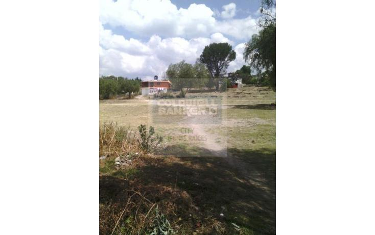 Foto de terreno habitacional en venta en  00, san juan tezontla, texcoco, méxico, 826781 No. 07