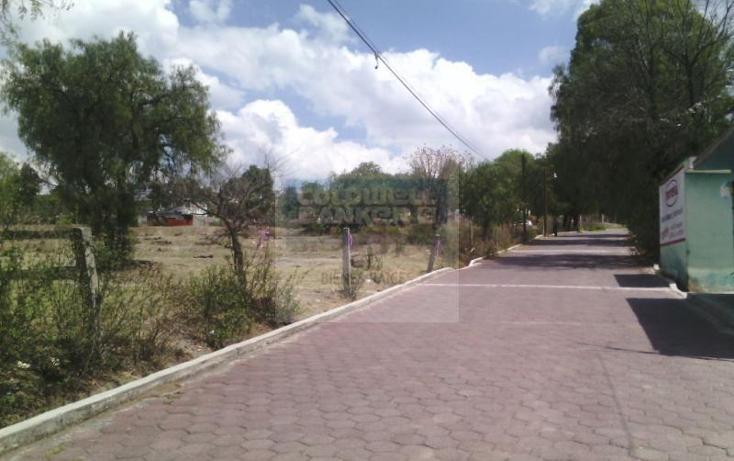 Foto de terreno habitacional en venta en  00, san juan tezontla, texcoco, méxico, 826781 No. 08