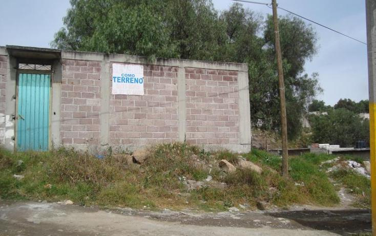 Foto de terreno habitacional en venta en  00, san marcos, tultepec, méxico, 1431789 No. 01