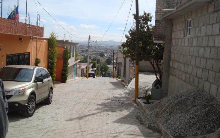 Foto de terreno habitacional en venta en  00, san marcos, tultepec, méxico, 1431789 No. 06