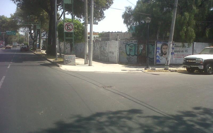 Foto de terreno comercial en renta en  00, san pedro, iztacalco, distrito federal, 495722 No. 02