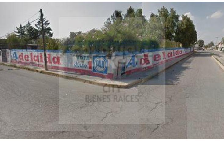 Foto de terreno habitacional en venta en  00, santa lucia, zumpango, méxico, 918397 No. 02