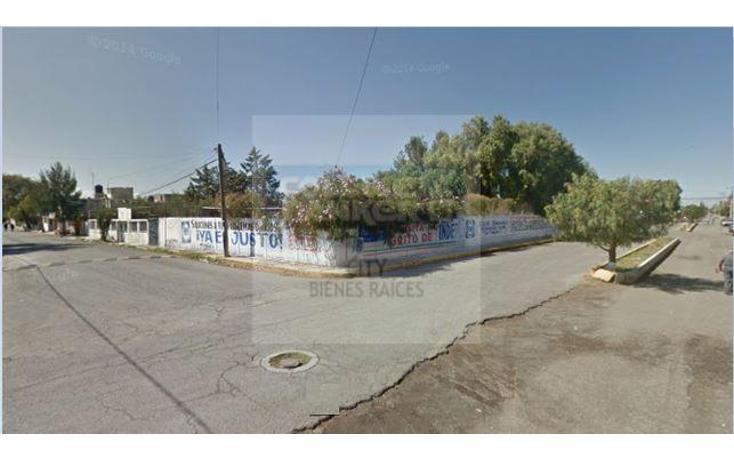 Foto de terreno habitacional en venta en  00, santa lucia, zumpango, méxico, 918397 No. 04