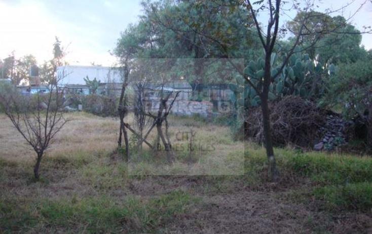 Foto de terreno habitacional en venta en  00, santa lucia, zumpango, méxico, 918397 No. 05