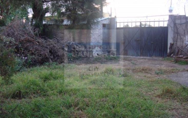 Foto de terreno habitacional en venta en  00, santa lucia, zumpango, méxico, 918397 No. 07