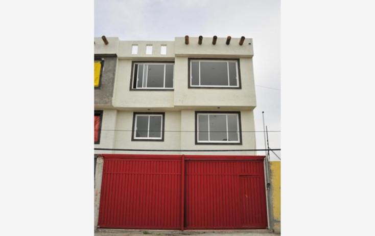 Foto de casa en venta en  00, santa mar?a, san mateo atenco, m?xico, 1900320 No. 01