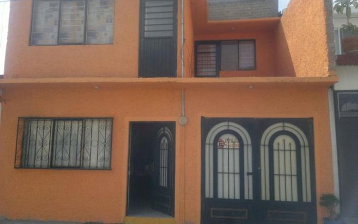 Foto de casa en venta en  00, santa maría tulpetlac, ecatepec de morelos, méxico, 802429 No. 01