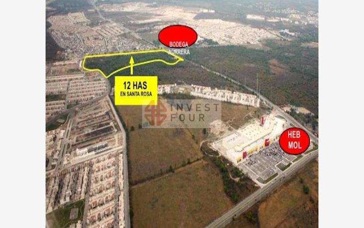 Foto de terreno comercial en venta en carretera santa rosa 00, santa rosa, apodaca, nuevo león, 1426145 No. 01