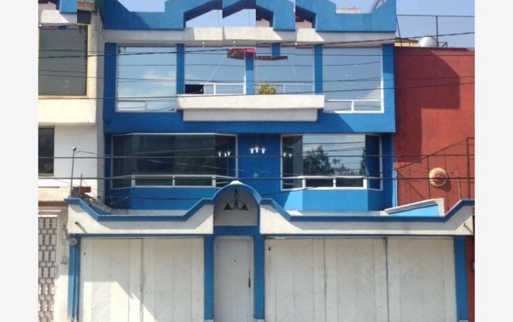Foto de casa en venta en  00, sinatel, iztapalapa, distrito federal, 1571994 No. 01