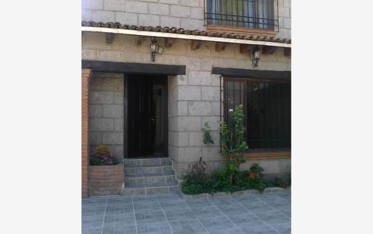 Foto de casa en venta en  00, tejeda, corregidora, quer?taro, 510573 No. 01