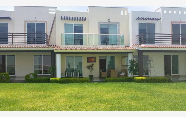 Foto de casa en venta en  00, temixco centro, temixco, morelos, 1846126 No. 01
