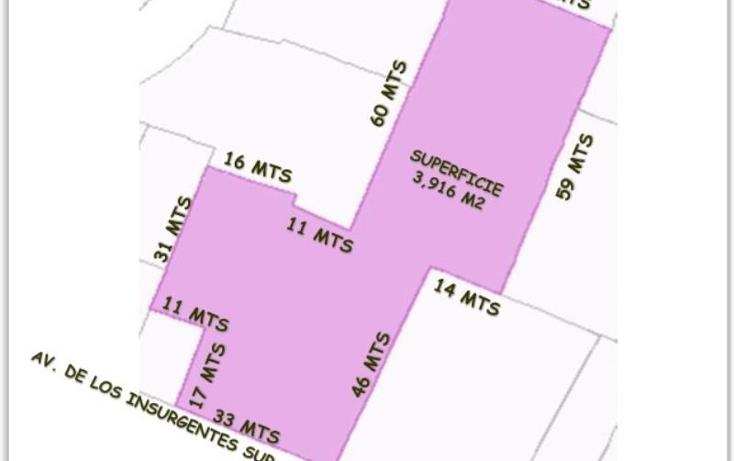 Foto de terreno comercial en venta en  00, tlalpan centro, tlalpan, distrito federal, 972175 No. 01