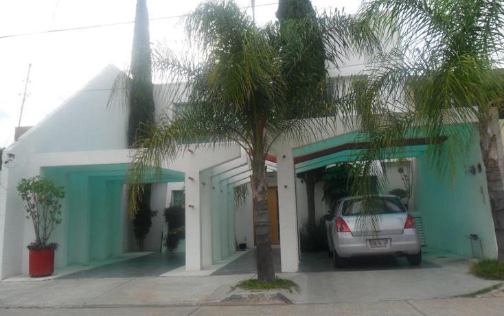 Foto de casa en venta en  00, valle de las trojes, aguascalientes, aguascalientes, 597043 No. 01