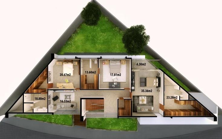 Foto de casa en venta en  00, zona fuentes del valle, san pedro garza garcía, nuevo león, 1711342 No. 03
