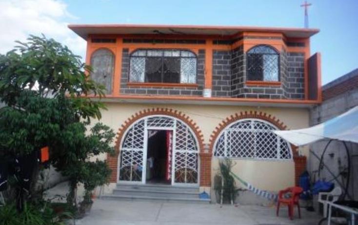 Foto de casa en venta en 000 000, juan morales, yecapixtla, morelos, 1935920 No. 01