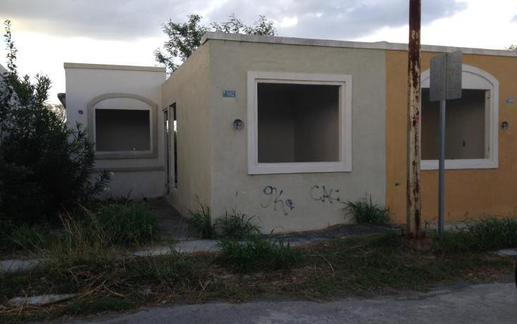 Foto de casa en venta en  000, alberos, cadereyta jiménez, nuevo león, 1308475 No. 01