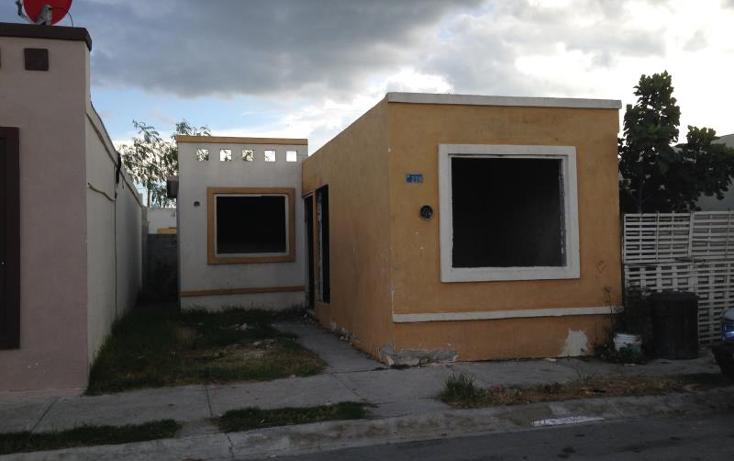 Foto de casa en venta en  000, alberos, cadereyta jiménez, nuevo león, 953981 No. 01
