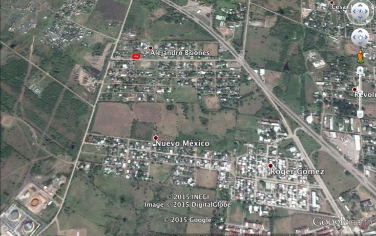 Foto de terreno habitacional en venta en  000, alejandro briones, altamira, tamaulipas, 1037847 No. 01